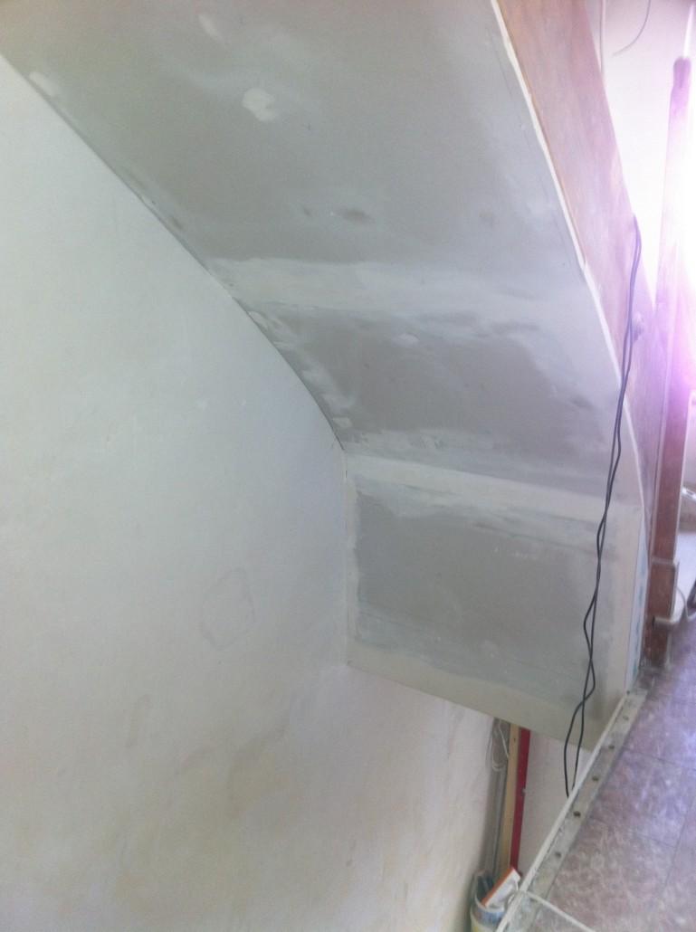 renovierung treppe fp trockenbau spanndecken