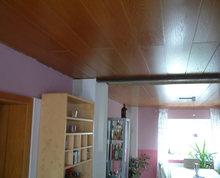 renovierung decke bad breisig fp trockenbau spanndecken. Black Bedroom Furniture Sets. Home Design Ideas