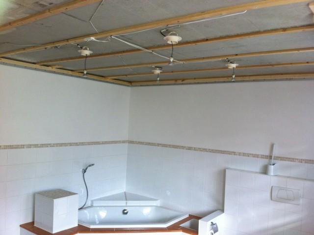 Renovierung Decken Montabaur Fp Trockenbau Spanndecken