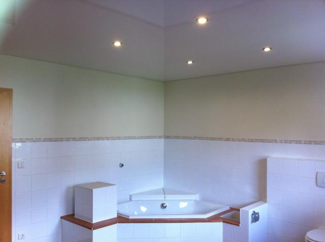 Renovierung decken montabaur fp trockenbau spanndecken - Pinkes badezimmer ...