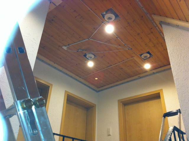 renovierung decken mayen fp trockenbau spanndecken. Black Bedroom Furniture Sets. Home Design Ideas