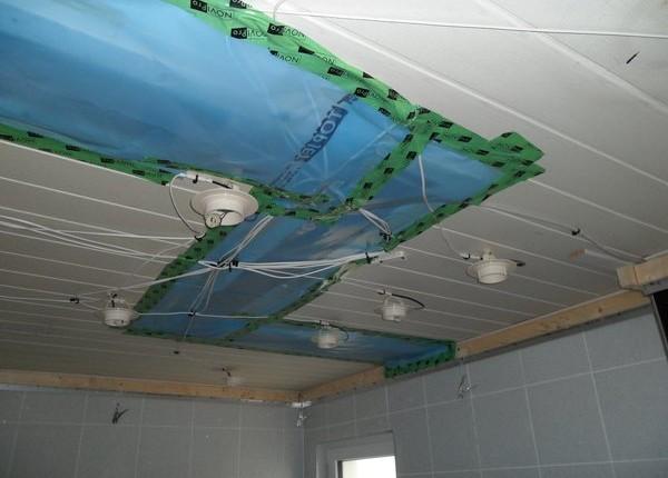 Decke Renovieren Abhängen